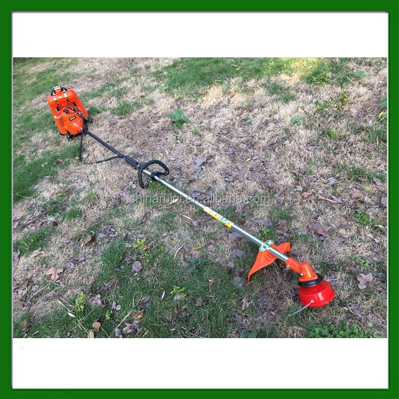 Backpack 30.5cc BG328 gasoline brush cutter grass cutter