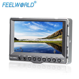 "2015 5"" 1080p DSLR Camera HD LCD Display SDI HDMI Monitor with Battery"