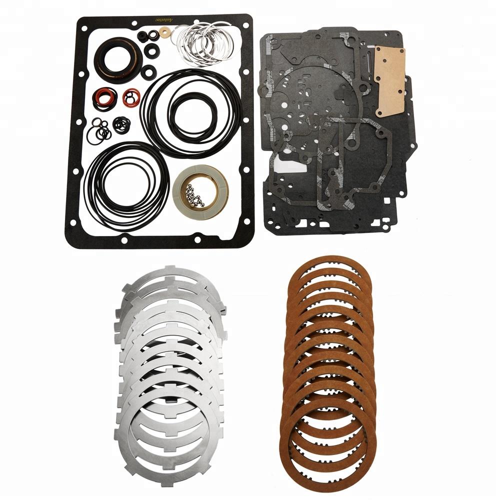 Tf80-sc Transmission Master Rebuild Kit - Buy S60 Master Kit,S80 Master  Kit,For Evoque Master Kit Product on Alibaba com