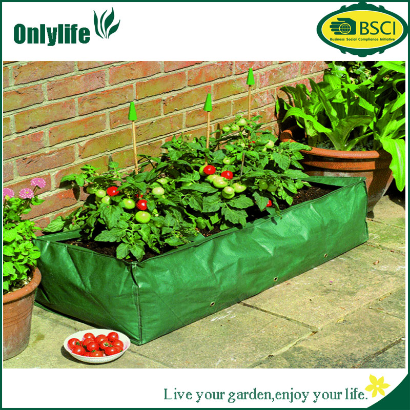 ONLYLIFE Large PE Reusable Vegetable Potato Grow Bags Planting Bag Garden Pots Planters