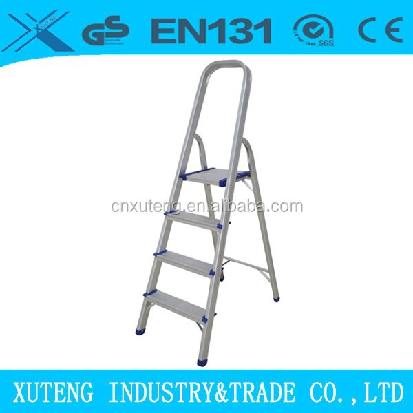 EN131 plastic step ladder