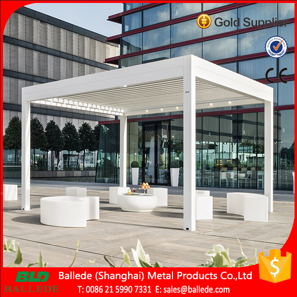 Adjustable Louver Roof Pergola, Adjustable Louver Roof Pergola Suppliers  and Manufacturers at Alibaba.com - Adjustable Louver Roof Pergola, Adjustable Louver Roof Pergola