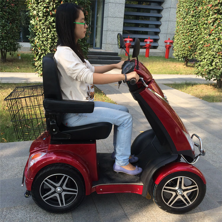 china mobility scooter with trailer