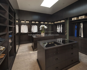 Home furniture Mordern melamine closet bedroom