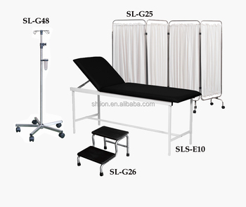 widely used clinic medical examination couch fold up couch