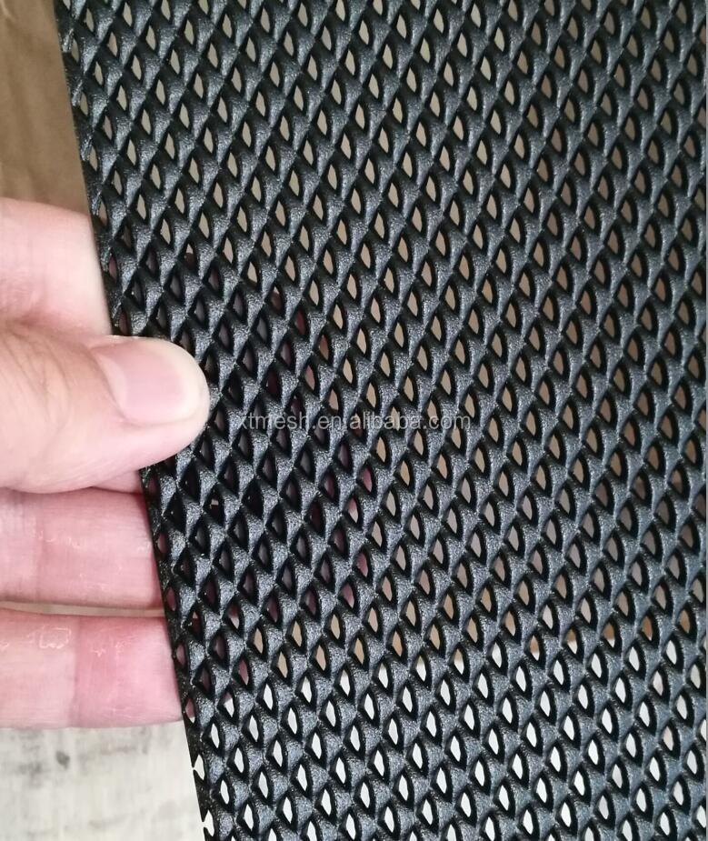 Window Door Aluminum Perforated Decorative Metal Screen