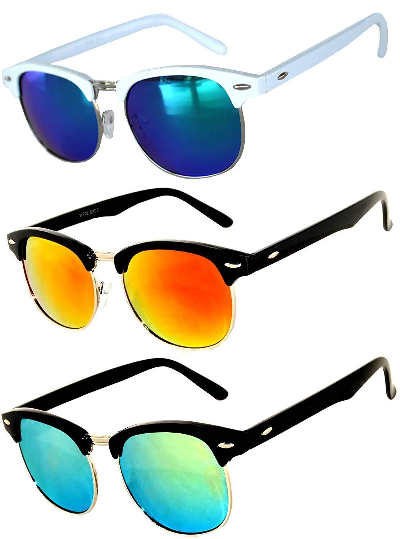 3f04b014495 ... Prescription Clear Lens Glasses.  9.99. Half Frame Horned Rim  Sunglasses Fashion UV Protection Brand Owl