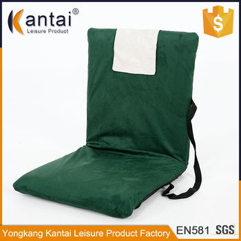 Reclining Picnic Beach Chair Camping Cushion Seats Easy To Opp