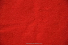 offer competive price polyester sueded tricot fabric