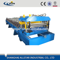 Made in China quality products steel roof tile making machine price