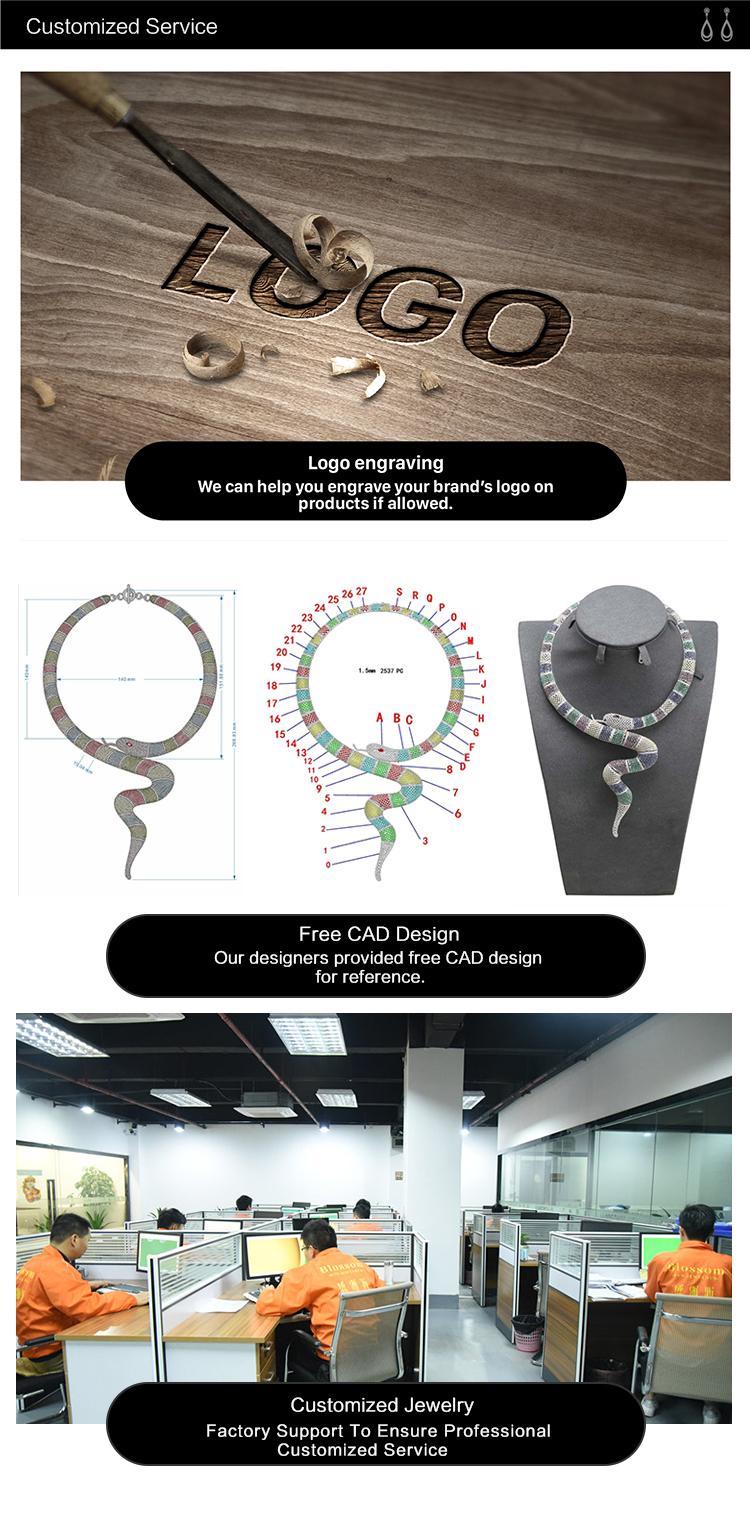 China mode groothandel 925 zilveren sieraden set MOQ 1 PCS