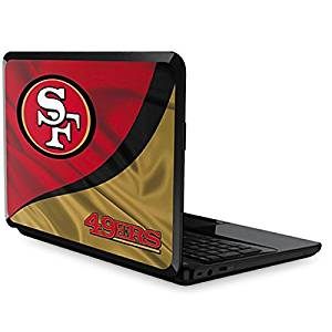 NFL San Francisco 49ers Pavilion G7 Skin - San Francisco 49ers Vinyl Decal Skin For Your Pavilion G7