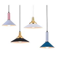 POPULAR PENDANT LIGHTING FOR HOME DECORATIVE COLORFUL SINGLE HANGING LAMP WHOLESALE METAL FANCY PENDANT LIGHT LAMP