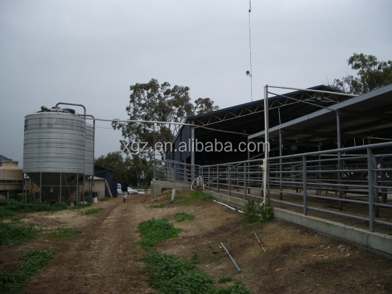advanced automated cattle ranch in australia