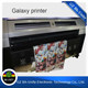 Galaxy printer UD-1812MQU with two DX5 head 1.8M eco solvent printer for pvc