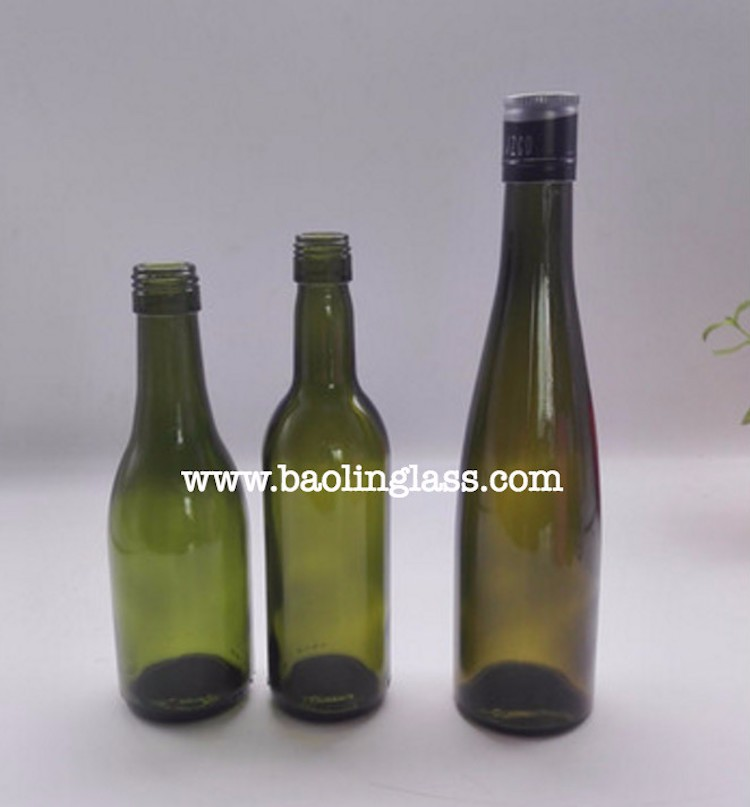700ml Brandy Glass Bottle Buy Red Glass Wine Bottles