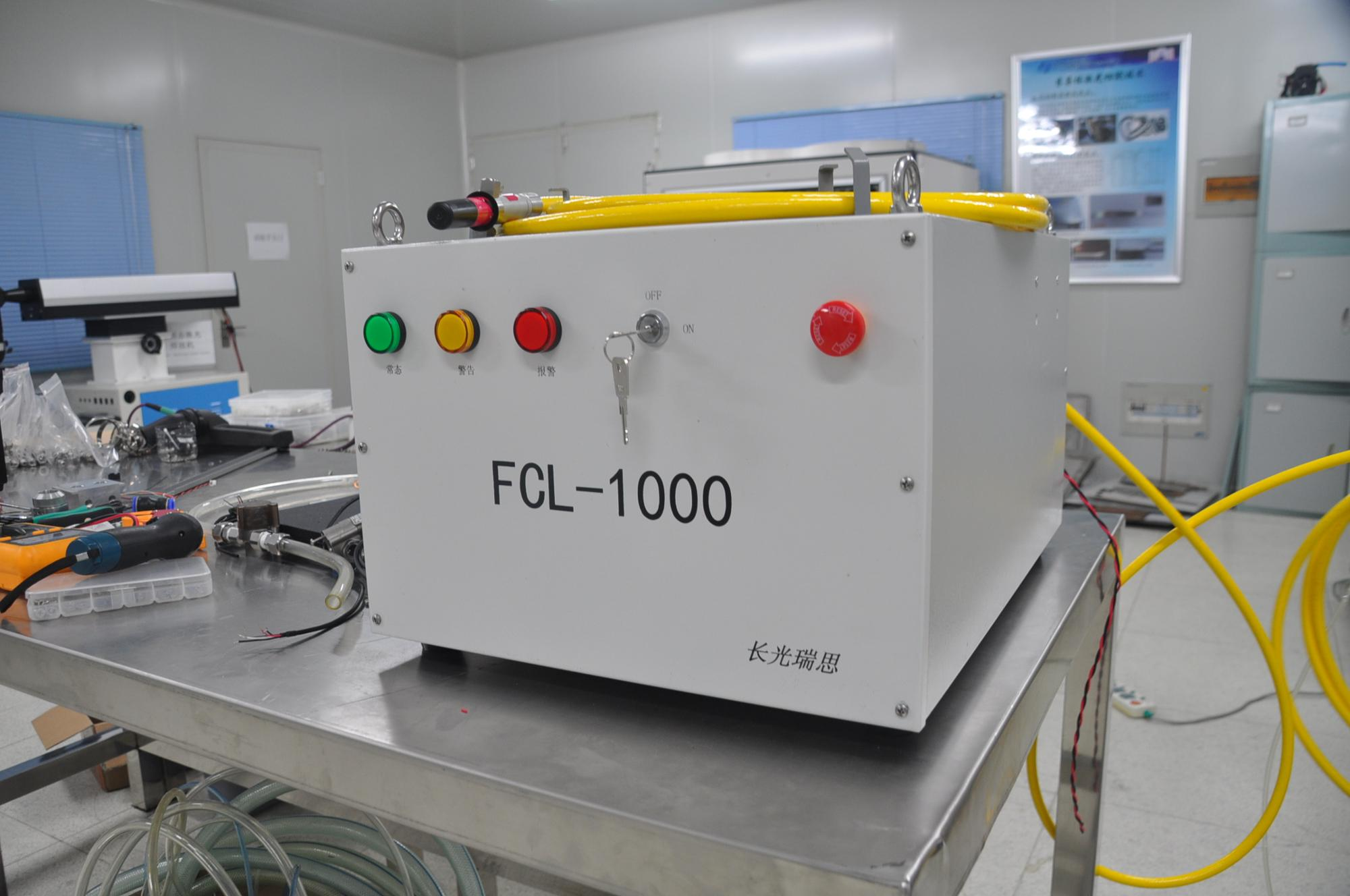 Cheap 1000W ipg fiber laser source  for CNC fiber laser cutting machine