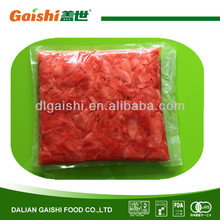 1.5kg Pack Pickled Sushi Shredded Ginger