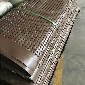 Dimple waterproof drainage mat board
