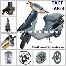 motorcycle parts for TACT AF24