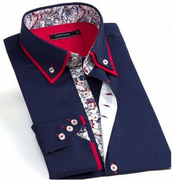 Slim Fit Men Shirt