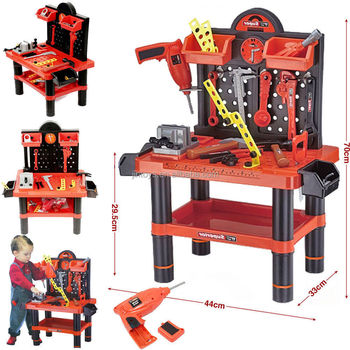 fd8190583584 2017 New Toy Kids Tool Playset Tool Stand Set - Buy Kids Handsaw ...