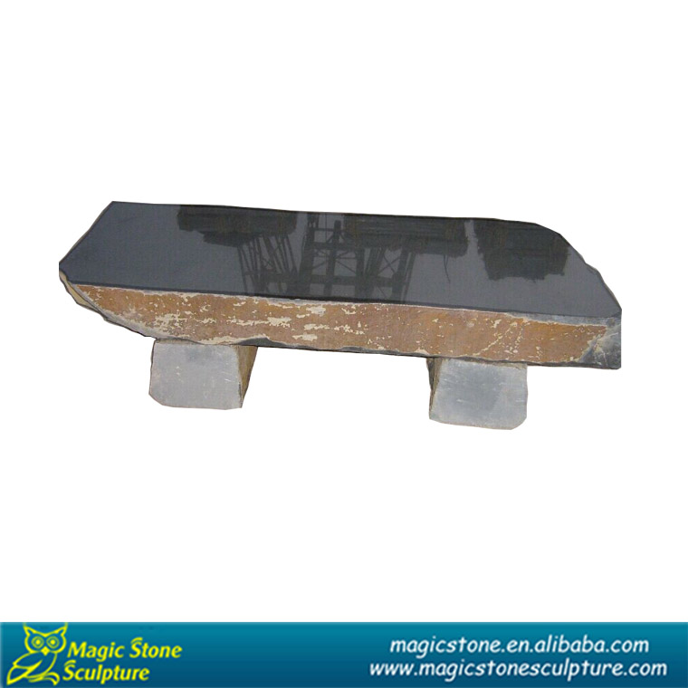 outdoor chinese style garden cheap stone bench