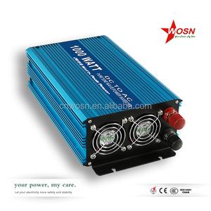 off grid PV system solar power jack dc ac pure sine wave power inverter  1000W 12V 220V