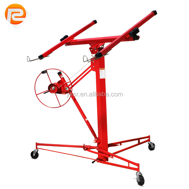 Plasterboard drywall board lifter hoist panel lift sheetrock plate lifter