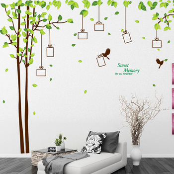 Hot Sale Family Tree Wall Sticker Roll Part 33