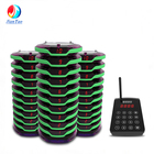 New Arrival High Performance Wireless Pager System For Restaurant Coaster Pager