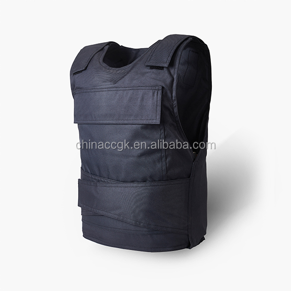Lightweight Half soft Tactical Security Guard Knife Stab Proof Anti stab Vest