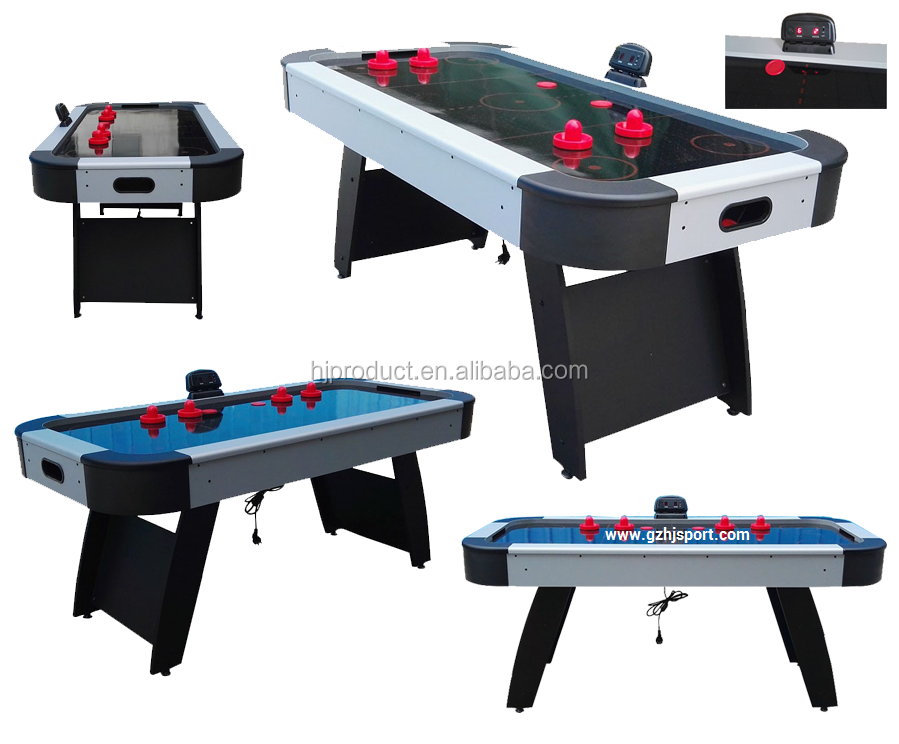 Tournament Choice Air Hockey Table 6ft Electric Scorer Air Powered
