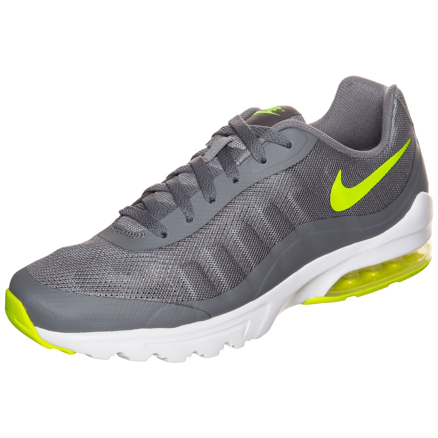outlet store e0c16 9d4b6 Get Quotations · Mens Nike Air Max Invigor Cool Grey Volt-White