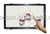32 inch touch open frame lcd monitor1920*1080 VGA/DVI input optional with S-Video/BNC/AV/Y,Pb,Pr/Y,Cb,Cr