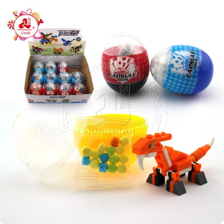 Dinosaur toy candy
