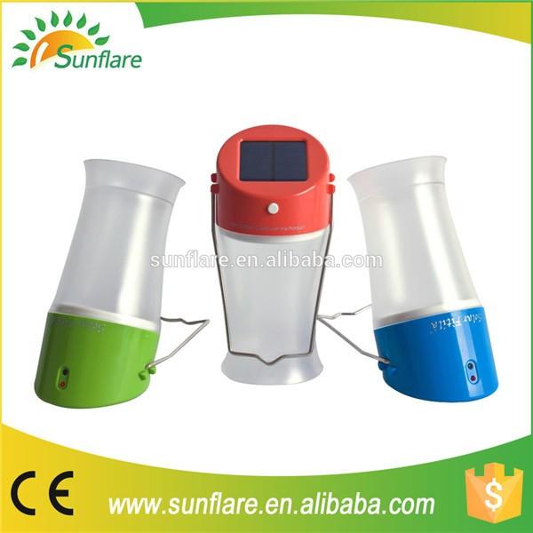 Factory Price Solar Camping Lantern/solar Lantern Lamp For Rural ...
