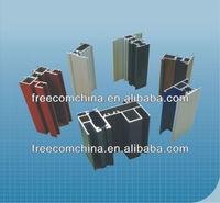 profiles extrusion aluminum