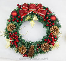 wholesale christmas wreath decorations wholesale christmas wreath decorations suppliers and manufacturers at alibabacom - Christmas Wreath Decorations Wholesale