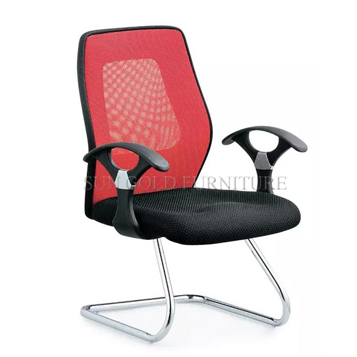 Attirant High Back Fabric Chair,Non Swivel Office Chair,High Back Meeting Chair (