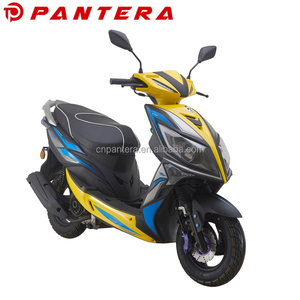 Chinese New Motorcycle 50cc 125cc Hub Motor Scooter