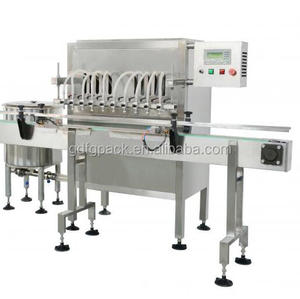 12-head Automatic Mango Juice normal pressure Filling Machine with CE certificated factory price