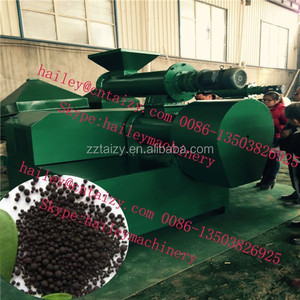 factory price and made in china10t/h centrifugal organic fertilizer granulator