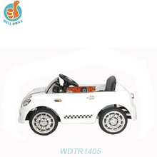 WDTR1405 Battery Power Toy Car Remote Control Electric Big Car With Two Seat For Kids International Toy