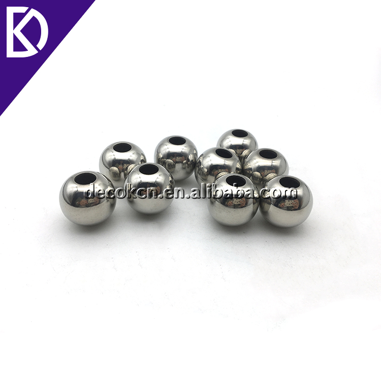 22mm hollow drilled stainless steel ball
