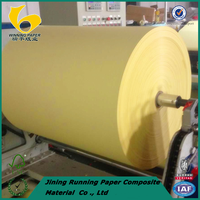 hot silicon coated paper