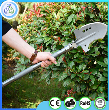 Wholesale military folding shovel, garden multifunctional shovel made in zhejiang