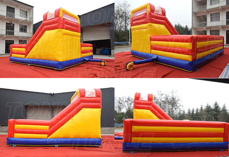 toddlers inflatable playground for sale