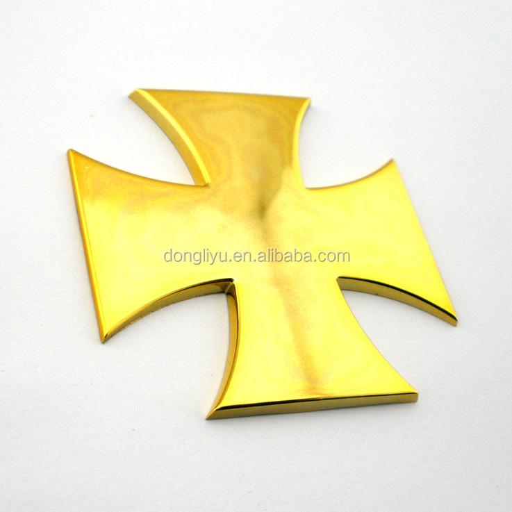 Gloden Plated Cross Symbol Of All Car Brands Australia Buy Car