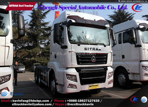 Hot Sale HOWO Sitrak 6x4 Tractor Truck
